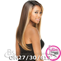 Lace Deep Invisible L-Part™ Lace Front Wig - YULIYA