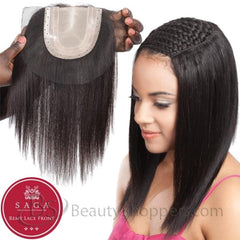 Saga Remy Hair LACE CLOSURE
