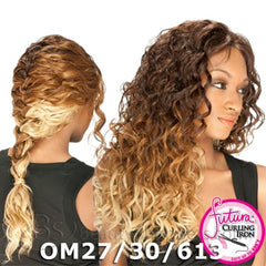 FreeTress Equal Synthetic Lace Front Wig - BRAID HAIRLINE AVERY