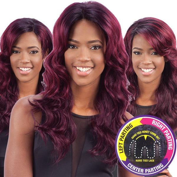 FreeTress Equal 3 Way Lace Part Front Lace Wig - CHANTAE