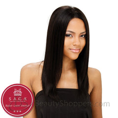 Saga Remy Lace Front Wig - CLEOPATRA 14""