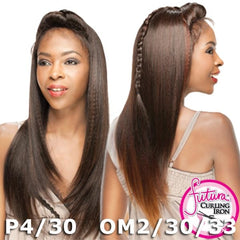 BeeHive Braid Hair Lace Front Wig - EMMA