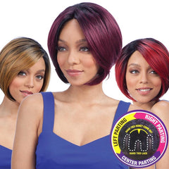 Equal 3 Way Lace Part Front Lace Wig - GLORY