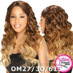 FreeTress Equal Synthetic Hair Lace Front Wig - BRAID HAIRLINE ICY