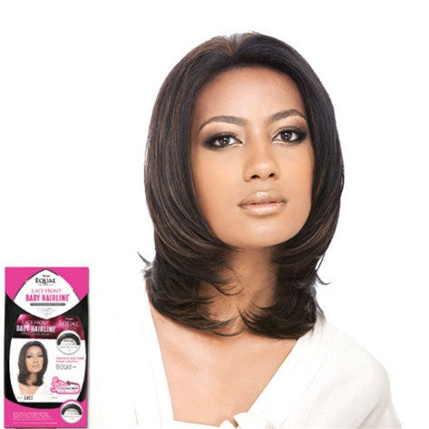 FreeTress Equal Lace Front Wig - BABY HAIRLINE LILI