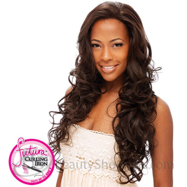 FreeTress Equal FUTURA Synthetic Lace Front Wig - SHOW GIRL
