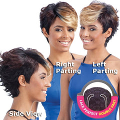 Lace Perfect Double Part Wig - JACK POT