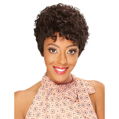 Zury Hollywood Sis 100% Human Hair Wig - HALLIE