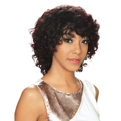 Hollywood Sis 100% Human Hair Wig - ORA