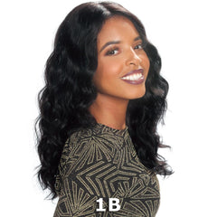Sis Royal 100% Human Hair Swiss Lace Wig - EMILY