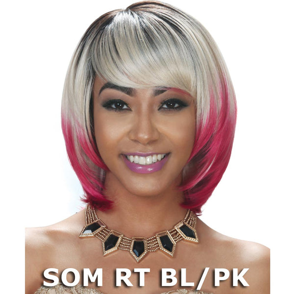 Zury Sis Slay Futura Synthetic Hair Full Wig - SENA
