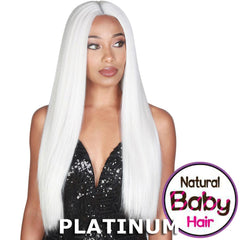 Sis Slay Natural Baby Hair Lace Front Wig - ANKA 26""