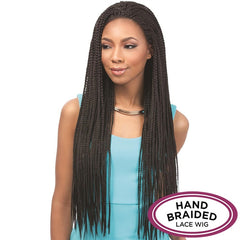 Senegal Collection Hand Braided Lace Wig - BOX BRAIDS