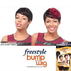 Sensationnel Human Hair Bump Wig - COREY