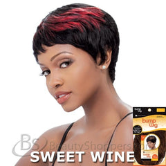 Sensationnel Human Hair Bump Wig - EASY 27