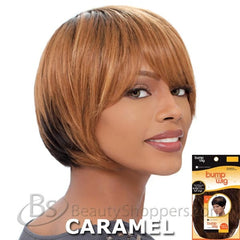 Sensationnel Human Hair Bump Wig - VOGUE CROP