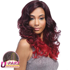 Sensationnel U-Part Lace Parting Instant Weave - LIMA