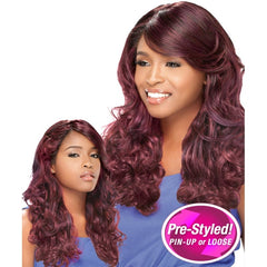 Sensationnel 2in1 Pre-Styled Totally Instant Weave - ROSEMARY
