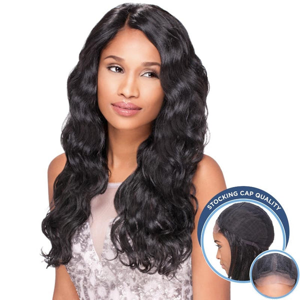Sensationnel Empress Custom Lace Front Wig - BODY WAVE