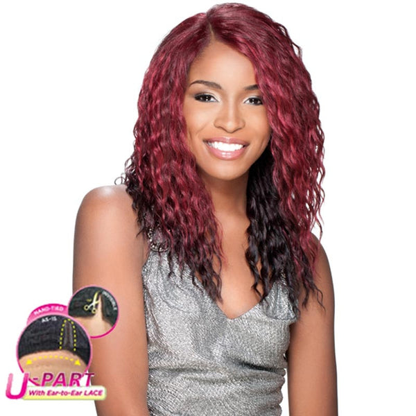 Sensationnel Empress U-Part Lace Front Wig - DEENA