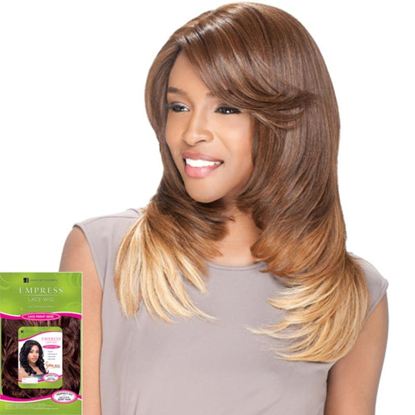 Sensationnel Empress Lace Front Wig - EMMA