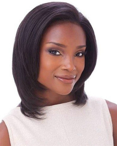 Sensationnel Human Hair Lace Front Wig - ERIKA