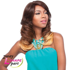 Sensationnel Empress L-Part Lace Front Wig - ERISHA