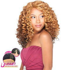 Sensationnel Empress U-Part Lace Front Wig - GINA