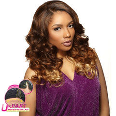 Sensationnel Empress U-Part Lace Front Wig - GWEN