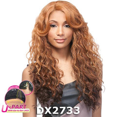 Sensationnel Empress U-Part Lace Front Wig - Isabel