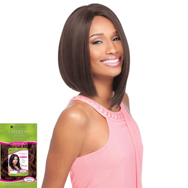 Sensationnel Empress Lace Front Wig - JACKY