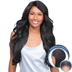 Empress Custom Lace Wig - LOOSE BODY