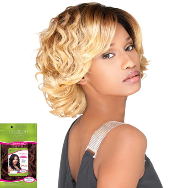 Sensationnel Empress Lace Front Wig - MARILYN