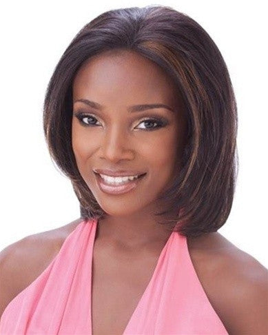 Sensationnel Human Hair Lace Front Wig - MYA