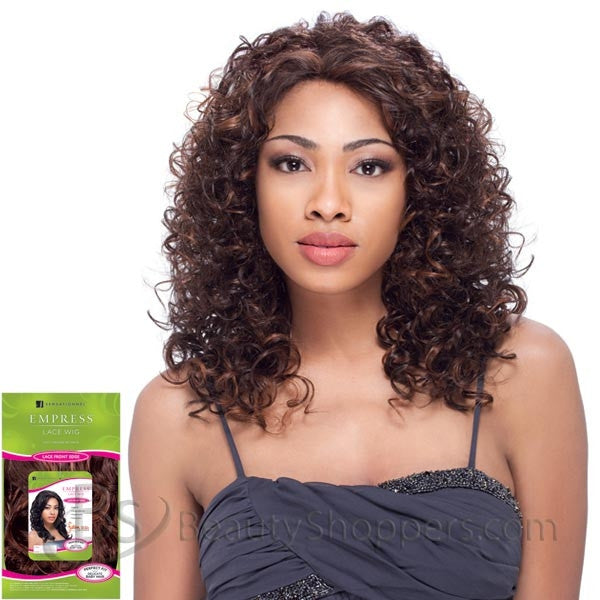 Sensationnel Empress Lace Front Wig - MONICA