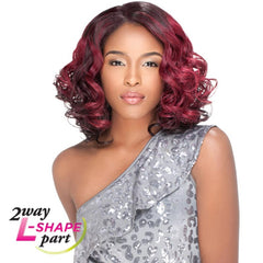 Sensationnel Empress L-Part Lace Front Wig - NORA