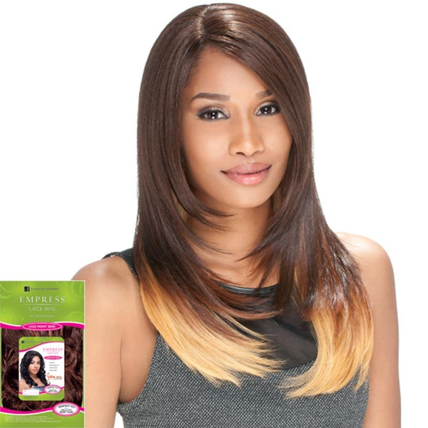 Sensationnel Empress Lace Front Wig - STELLA