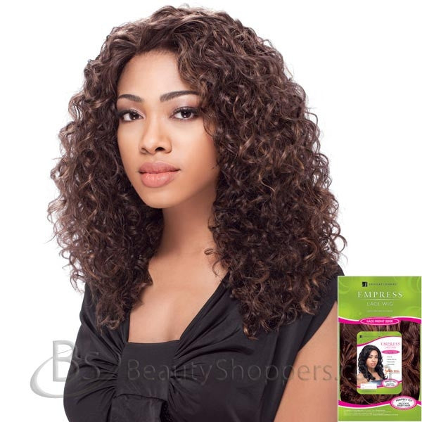 Sensationnel Empress Lace Front Wig - TRISHA