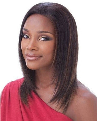 Sensationnel Human Hair Lace Front Wig - VANESSA