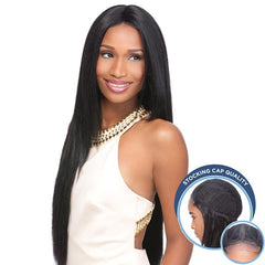Empress Custom Lace Wig - YAKI 30""