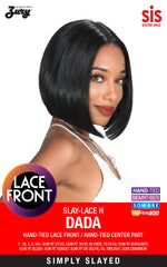 <font color=red><b>Coming Soon!</b></font> Sis Slay Natural Baby Hair Lace Front Wig - DADA