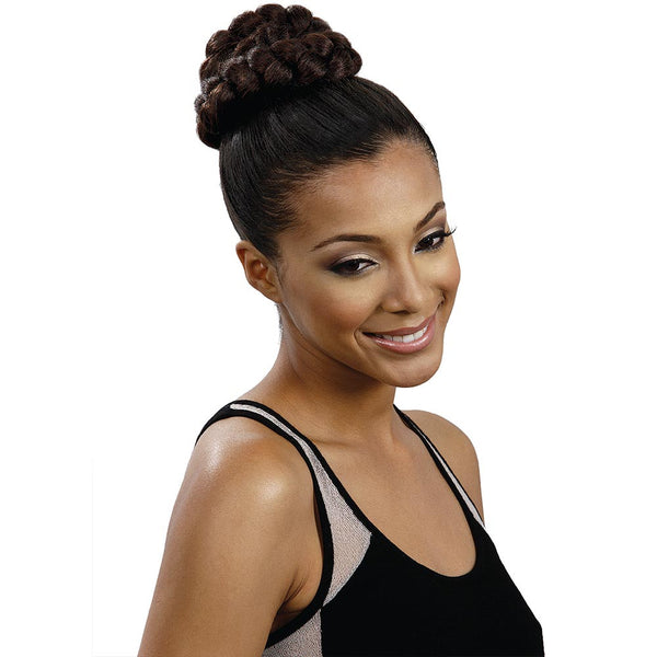 BobbiBoss Speedy Up Do Braid Bun - BALLERINA DREAM