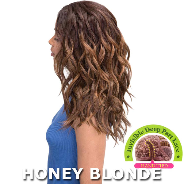 Janet Collection Super Flow Deep Part Lace Wig - MOON LITE