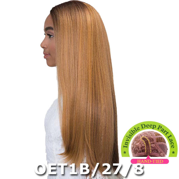 Janet Collection Super Flow Deep Part Lace Wig - SSABI