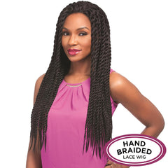 Senegal Collection Braided Lace Wig - CHIC TWIST BRAID