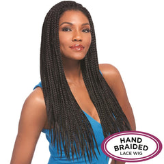 Senegal Collection Braided Lace Wig - FULL BRAIDS