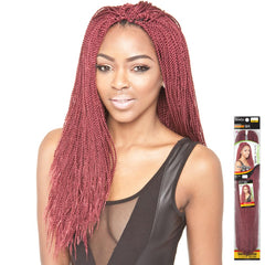 ISIS Faux Remi Fiber Senegalese Bundle Braid - ROPE TWIST