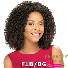 Sensationnel Empress Lace Front Wig - NINA