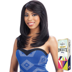 FreeTress Equal Premium Delux Hair Wig - SOFT VOLUME