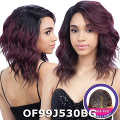 "FreeTress Equal Invisible ""L"" Part Wig - CHASTY"